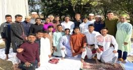 জিম্বাবুয়েতে দ্বিগুণ আনন্দে টাইগারদের ঈদ উদযাপন