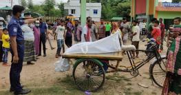 চুয়াডাঙ্গায় ট্রাকচালকের ভুলে কিশোর সহকারীর মৃত্যু