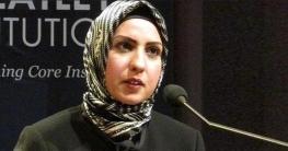 যুক্তরাজ্যে এই প্রথম মুসলিম হিজাবি নারী বিচারক রাফিয়া আরশাদ